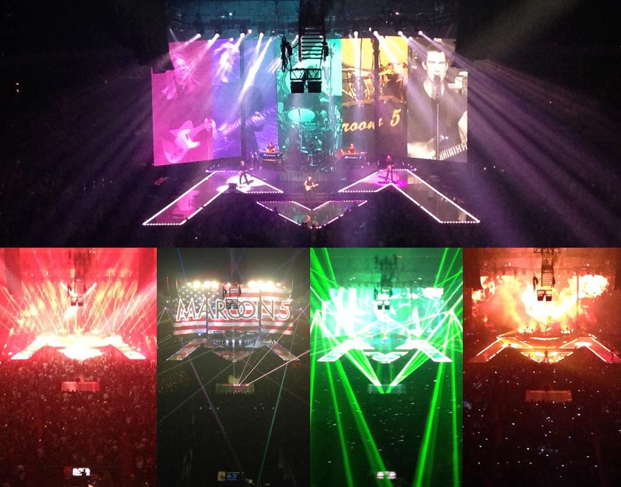 Maroon 5 Dallas 2013
